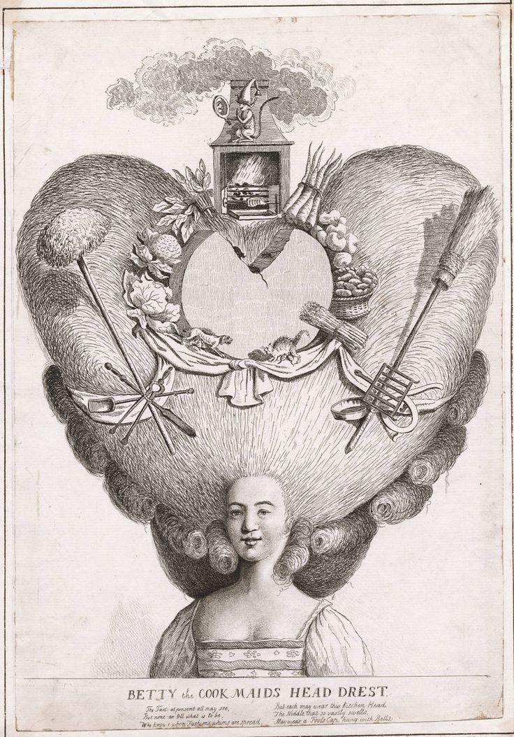 Les coiffures au XVIIIe siècle  - Page 12 419