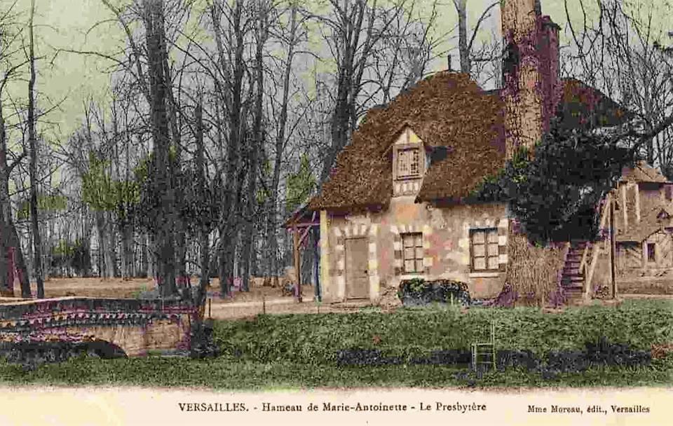 Le Colombier du Hameau du Petit Trianon 423