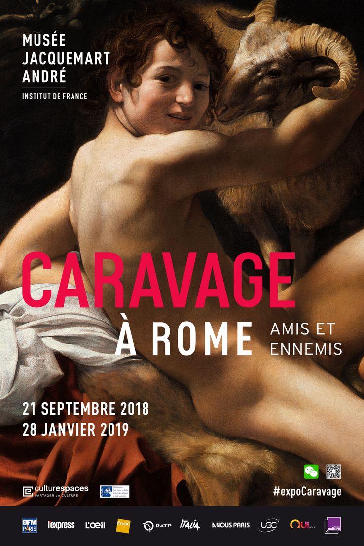 Exposition : Caravage à Rome, amis & ennemis 434