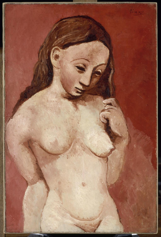 Exposition : Picasso Bleu et rose, à Orsay 435