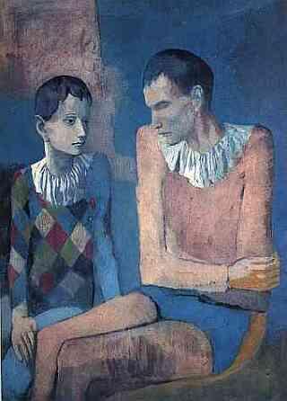 Exposition : Picasso Bleu et rose, à Orsay 436