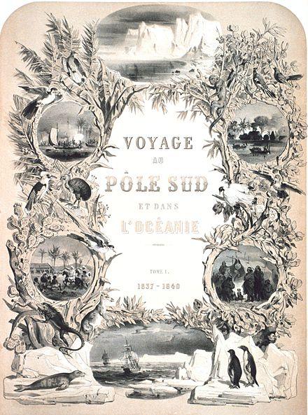 L'amiral Jules Dumont d'Urville ( 1790 - 1842  )  440px-10