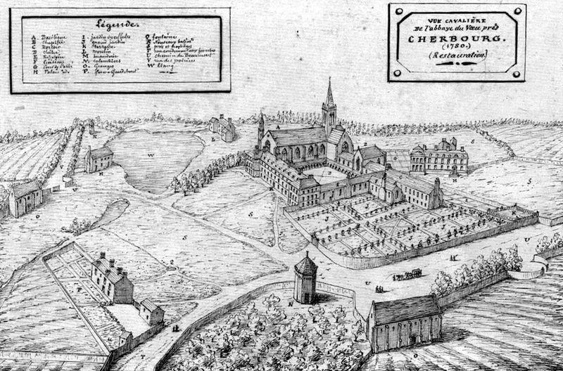 Le voyage de Louis XVI en Normandie - Page 2 446
