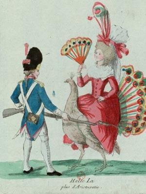 Les rois et reines caricaturés, les caricatures à l'époque de la Révolution française et de la Restauration - Page 6 447