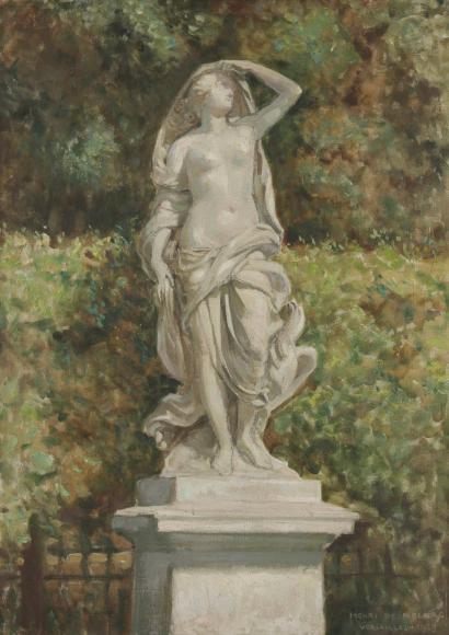 Henri de Nolhac, peintre de Versailles 463
