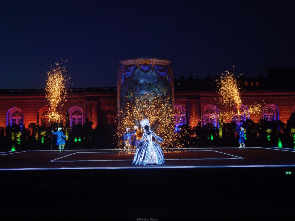 Marie-Antoinette, le destin d'une reine. Spectacle pyrotechnique, Orangerie du château de Versailles  47066310