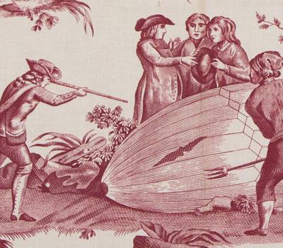 Les toiles de Jouy et la manufacture de Christophe-Philippe Oberkampf - Page 2 5-ball10