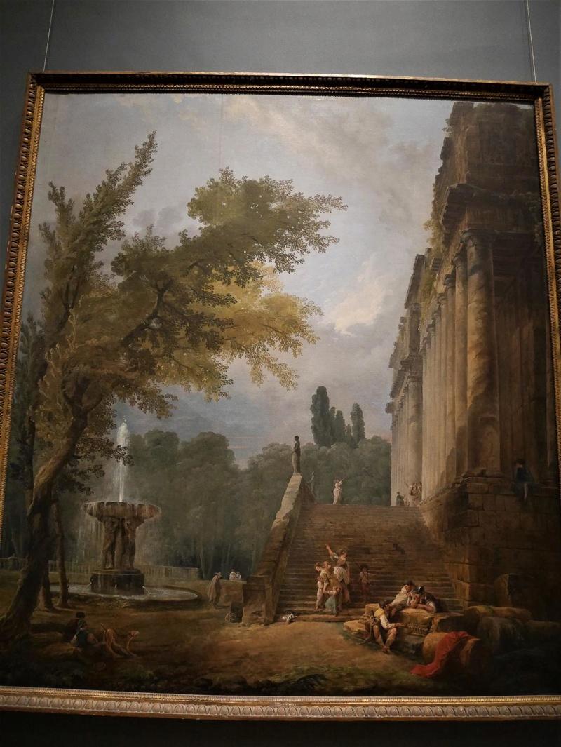 Hubert Robert et le XVIIIe siècle 510