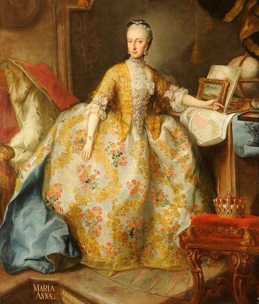 Les soeurs méconnues de Marie-Antoinette - Page 2 5147