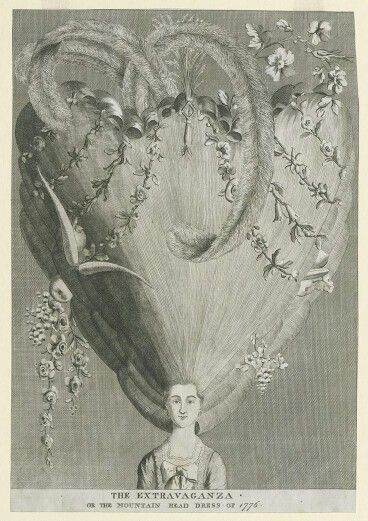 Les coiffures au XVIIIe siècle  - Page 12 518