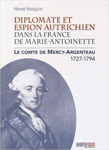 17 juillet 1789, Marie-Antoinette a-t-elle voulu confier le dauphin à Fersen ?                51saxp10