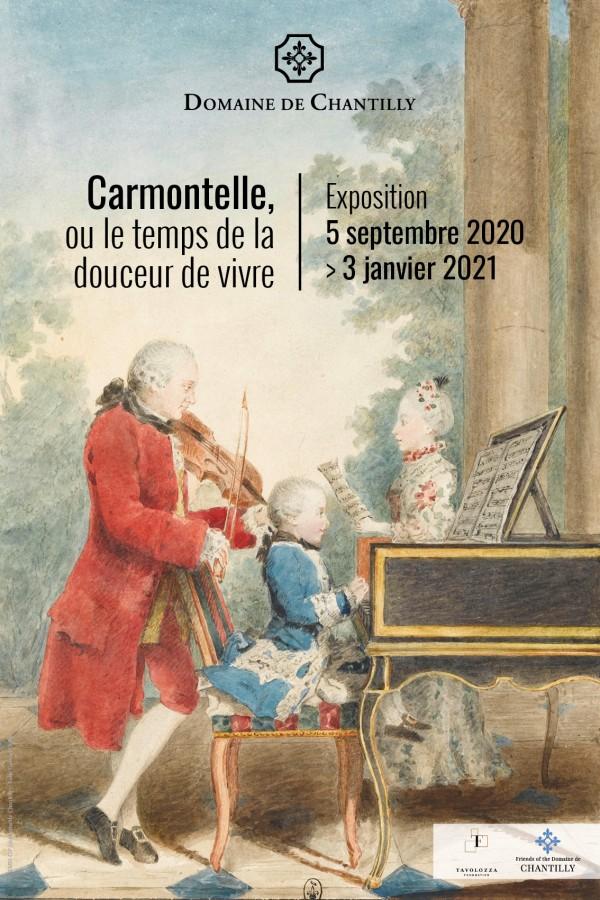Exposition CARMONTELLE ou la douceur de vivre à Chantilly ! 58069510