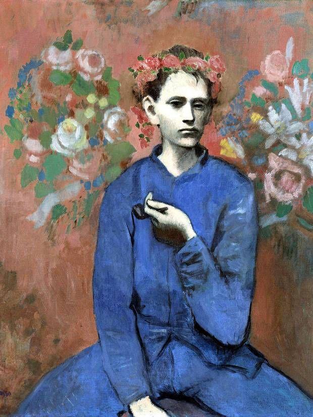 Exposition : Picasso Bleu et rose, à Orsay 618