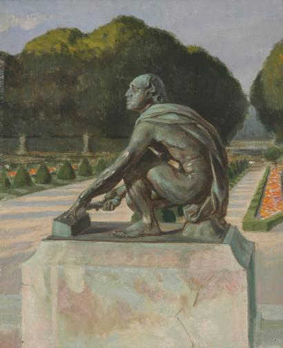 Henri de Nolhac, peintre de Versailles 632