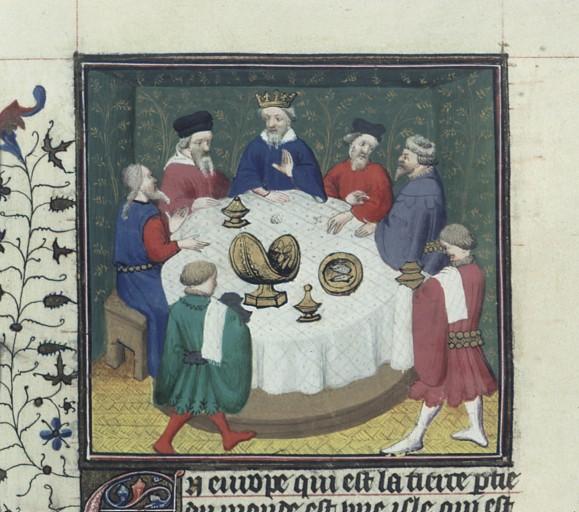 La Nef de table et les Cadenas 645