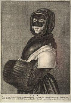 Galerie de portraits : Le manchon au XVIIIe siècle  - Page 3 66b66210