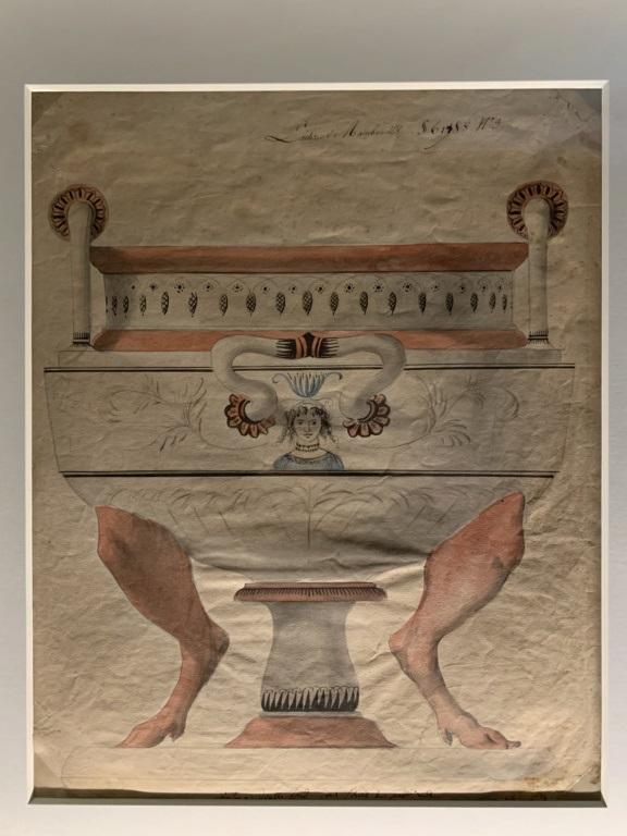 """Exposition """" Vivre à l'antique, de Marie-Antoinette à Napoléon Ier """" - Château de Rambouillet 6842a411"""