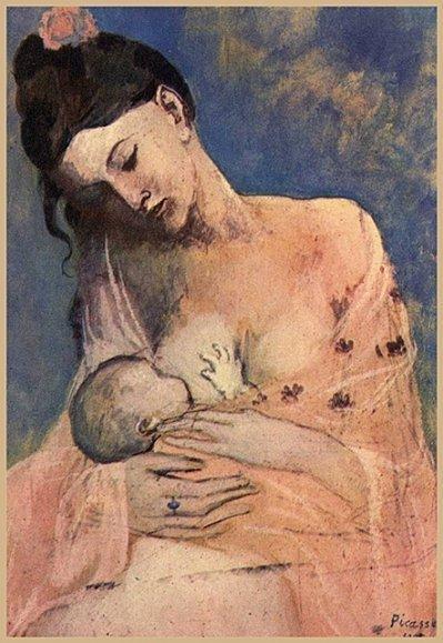 Exposition : Picasso Bleu et rose, à Orsay 715