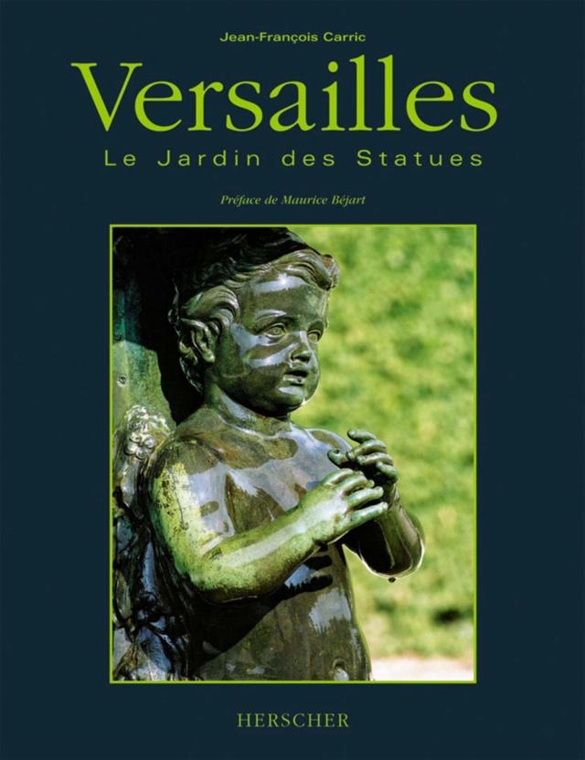 ... de Jean-François Carric,   Versailles, le Jardin des Statues 71nluz10