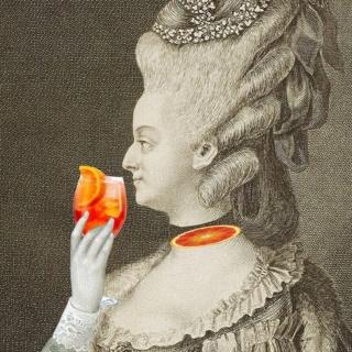 Marie-Antoinette à travers la publicité, à la télévision  - Page 6 72603910