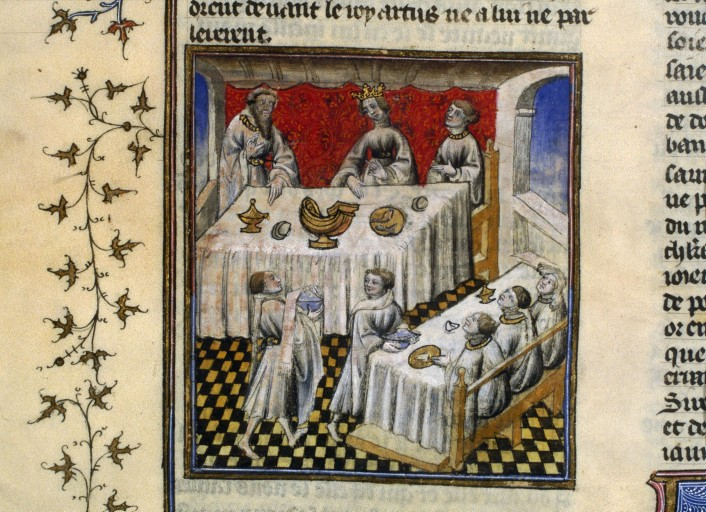 La Nef de table et les Cadenas 742