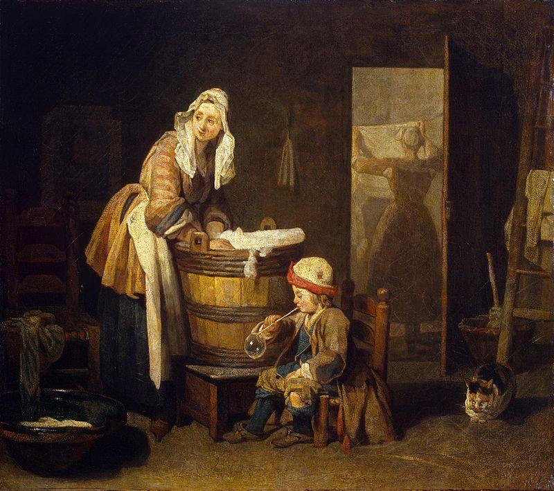L'entretien du linge au XVIIIe siècle 756