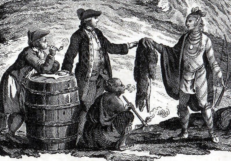 Explorateurs de la Nouvelle France, ces messieurs de la Vérendrye ... 800px-74
