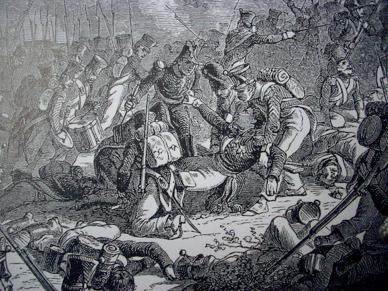 Le général Gudin, compagnon d'armes de Napoléon, retrouvé et identifié en Russie 800px-77