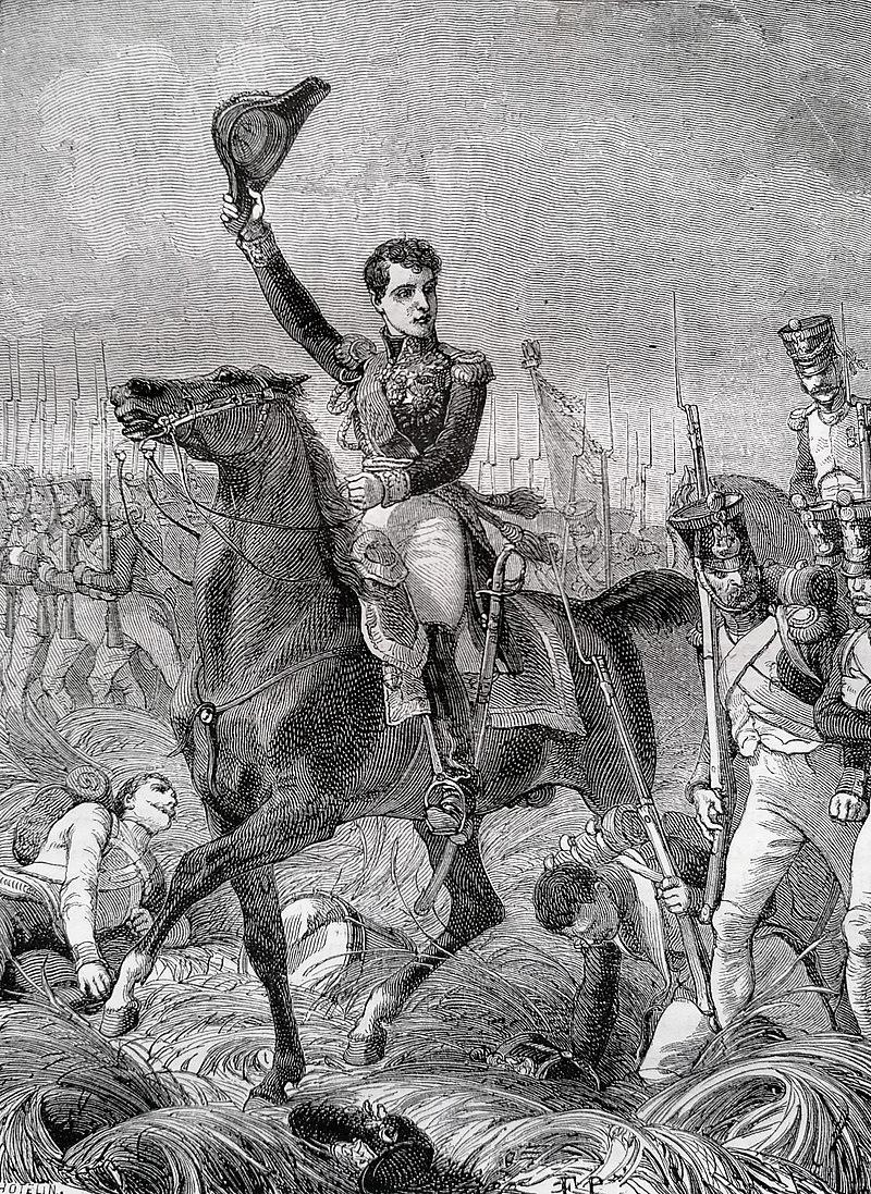 Le général Gudin, compagnon d'armes de Napoléon, retrouvé et identifié en Russie 800px-78