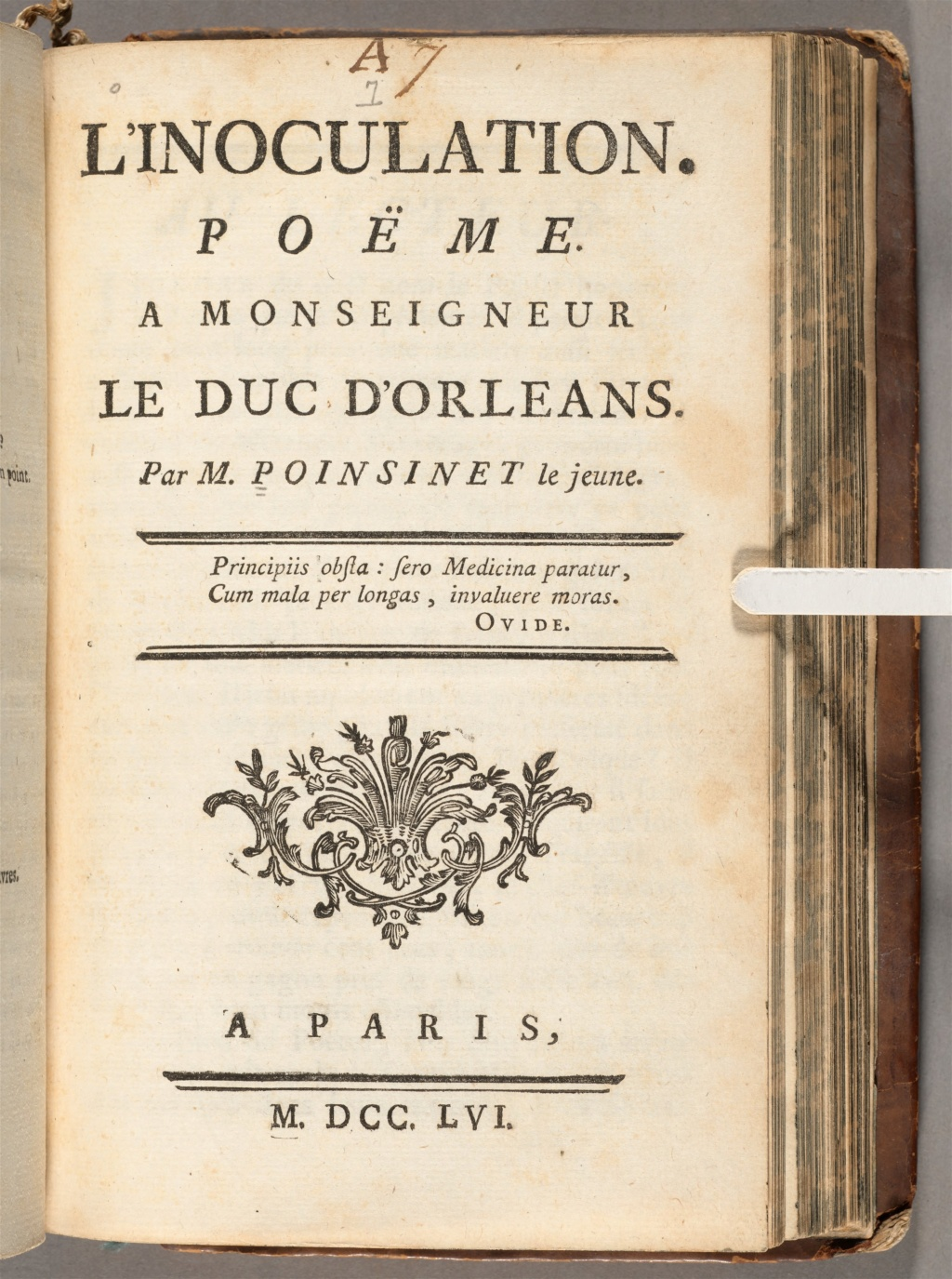 Les mystifications de Poinsinet 80737710