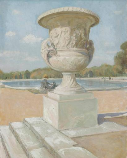 Henri de Nolhac, peintre de Versailles 824