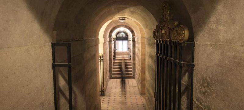 La Chapelle Expiatoire du square Louis XVI, à Paris 830