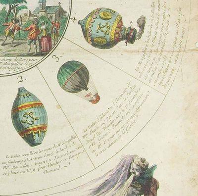 La conquête de l'espace au XVIIIe siècle, les premiers ballons et montgolfières !  - Page 7 848