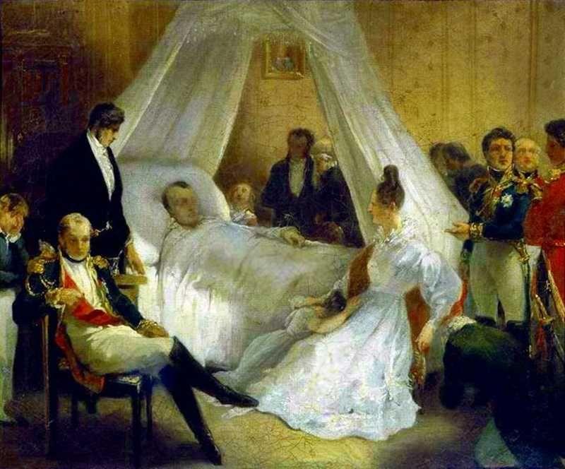 Hudson Lowe, Betsy Balcombe et Napoléon, à Sainte-Hélène 8ce38f11