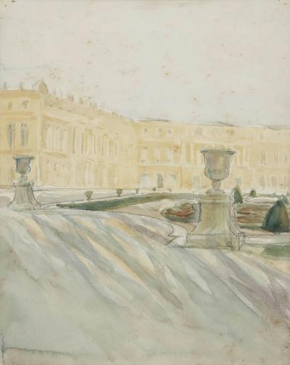 Henri de Nolhac, peintre de Versailles 916