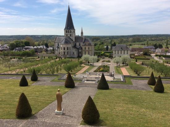 En Normandie,  Dives-sur-mer et la Maison Bleue Abbaye10