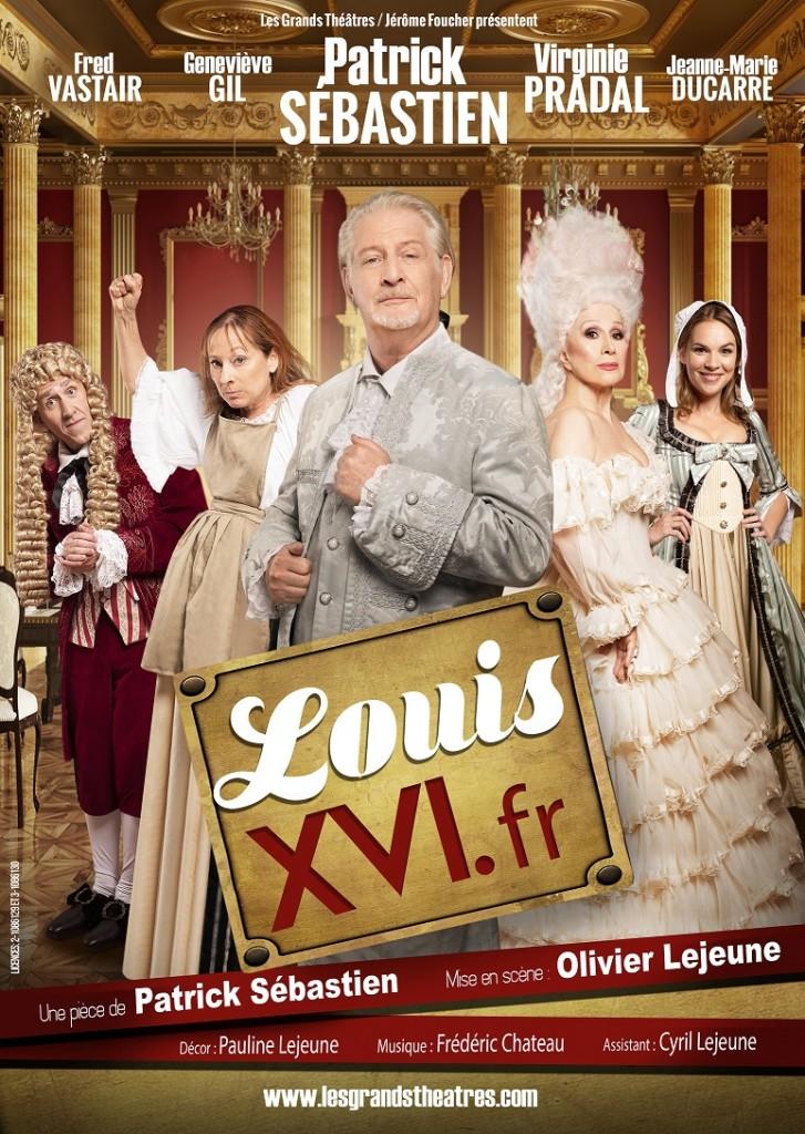 Théâtre :  Louis XVI.fr    ...   Ah, ça rira ! ça rira ! ça rira ! Affich10
