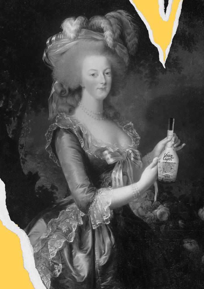 Marie-Antoinette à travers la publicité, à la télévision  - Page 6 Affich11
