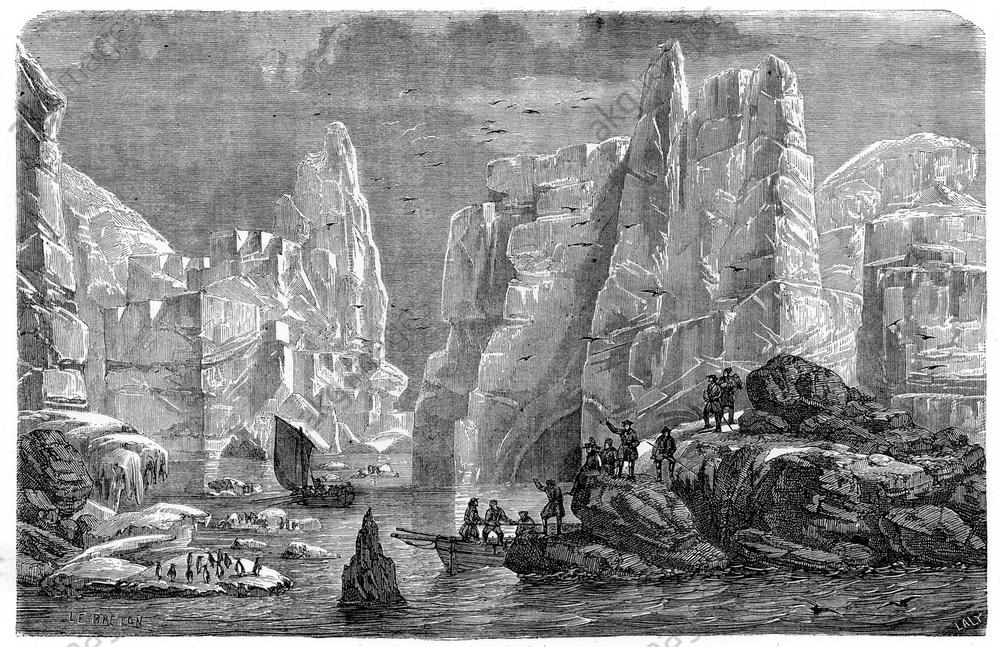 L'amiral Jules Dumont d'Urville ( 1790 - 1842  )  Akg52210