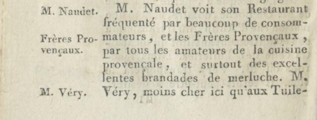 XVIIIe siècle : Les premiers restaurants  - Page 3 Almana10