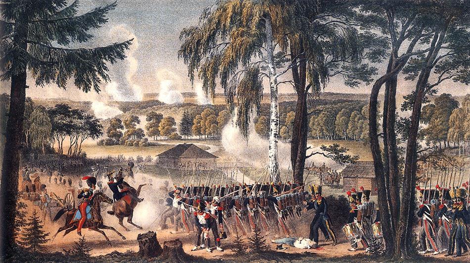 Le général Gudin, compagnon d'armes de Napoléon, retrouvé et identifié en Russie Battag10