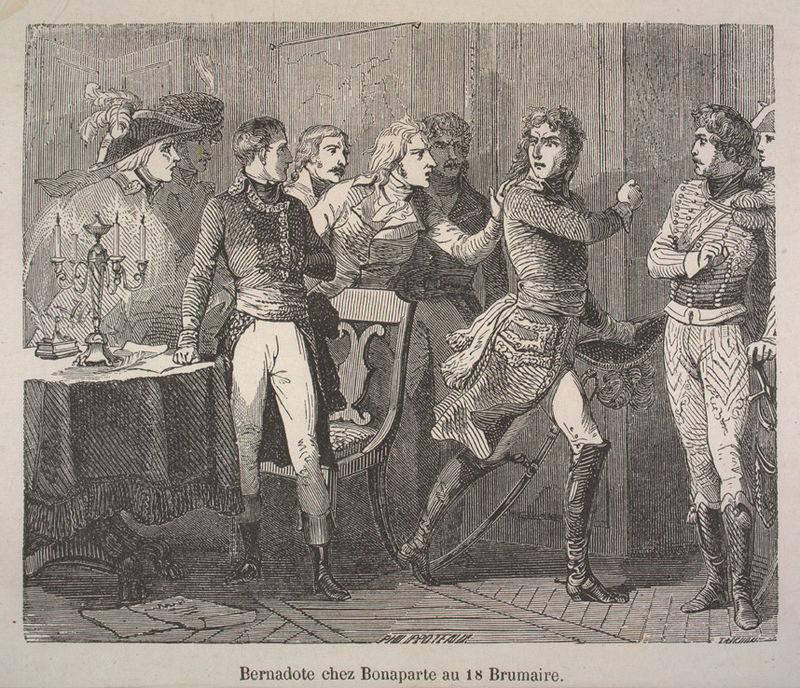 Napoléon et les femmes Bernad10