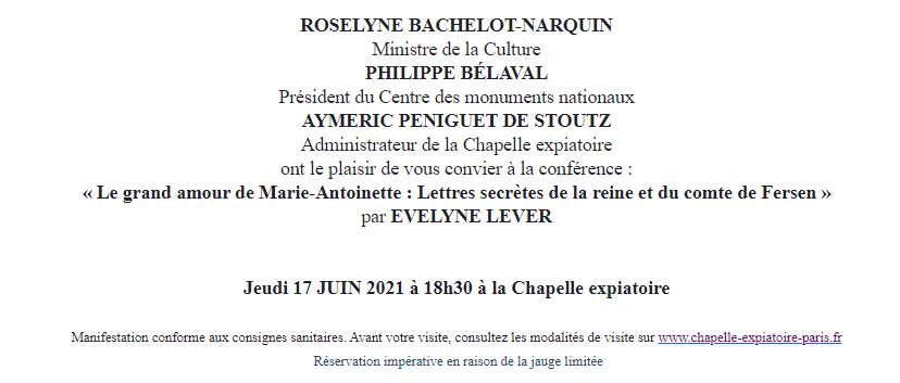 Expositions et conférences à la Chapelle expiatoire, Paris - Page 3 Capt1009