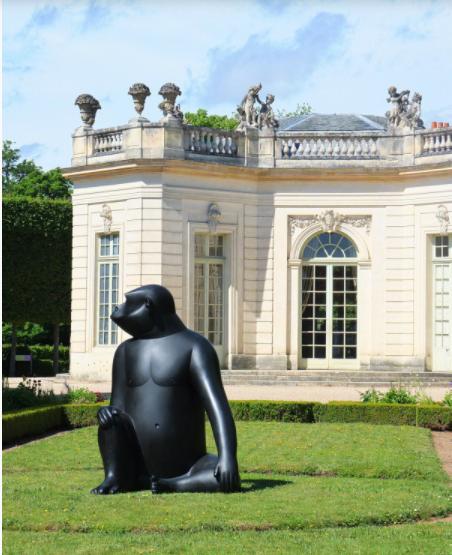 Exposition : Les Lalanne à Trianon (Juin à octobre 2021) Capt1037