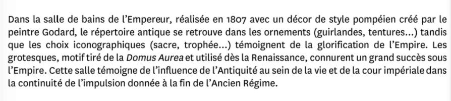 """Exposition """" Vivre à l'antique, de Marie-Antoinette à Napoléon Ier """" - Château de Rambouillet - Page 2 Capt1069"""