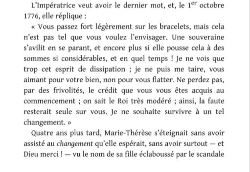 Bijoux de Marie-Antoinette : bracelets de diamants  - Page 2 Capt1084