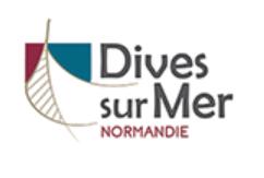 En Normandie,  Dives-sur-mer et la Maison Bleue Capt1097