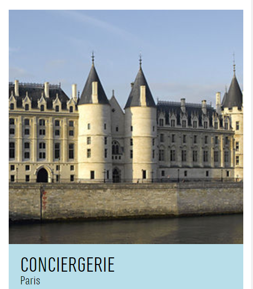 Exposition à la Conciergerie : Marie-Antoinette, métamorphoses d'une image  Captu175