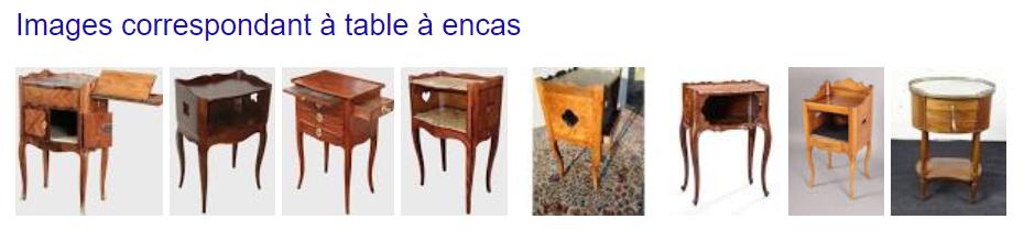 """Les tables dites """"d'accouchée"""", au XVIIIe siècle Captu179"""