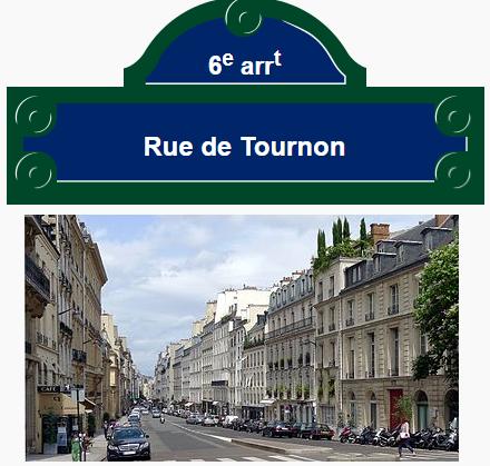 L'Hôtel de Tréville, à Paris Captu242